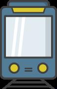 Bornheim-Akupunktur-Strassenbahn-piktorgramm